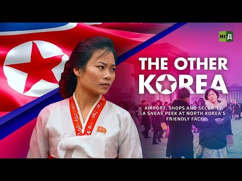The Other Korea. A sneak peek at North Korea's friendly face