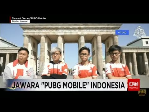 Jawara PUBG Mobile Indonesia