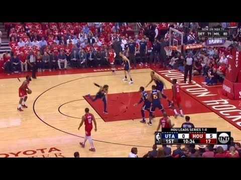 d67505f624d6 James Harden EMBARRASSES Ricky Rubio With NASTY Crossover