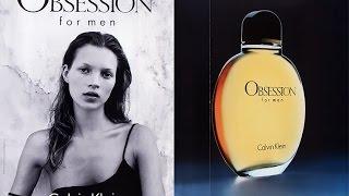 CK Obsession For Men (EDT) Calvin Klein Review (1986)