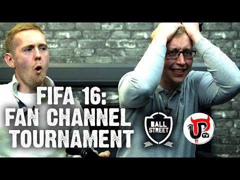 Ball Street FIFA 16 Tournament   UnitedPeoplesTV montage