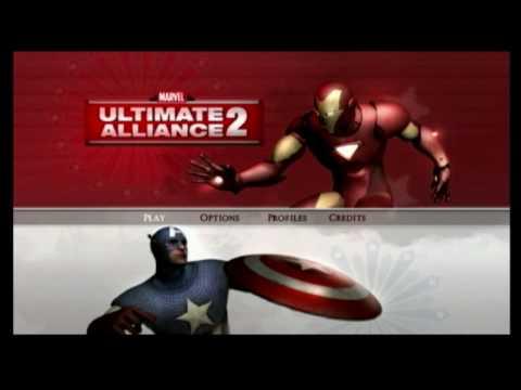 Marvel Ultimate Alliance 2: Opening Theme