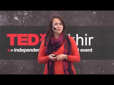 What will the Neighbors Think? | Amy Morgan | TEDxSakhir