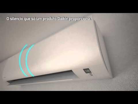DAIKIN split inverter hi-wall