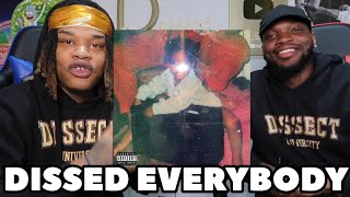 TORY LANEZ DISSED EM ALL! | TORY LANEZ - SORRY BUT I HAD TO... (Reaction)