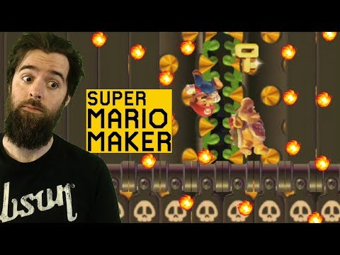 ALL YOU NEED TO DO IS WIN! [SUPER MARIO MAKER]
