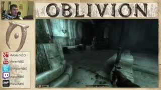 Oblivion HD Walkthrough [PC MODDED] | Part 4 - Vilverin [2/3]