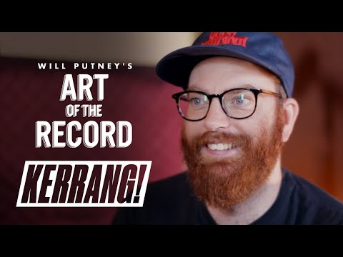 FOUR YEAR STRONG - Recording Brain Pain With Will Putney