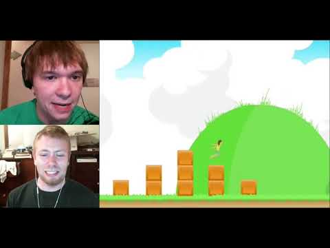 The Unfair Platformer  GAME FROM HELL  Pwnage