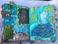 "Altered ""Fashion Book-Photo Album"""