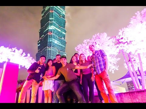 TAIPEI HAS THE BEST NIGHTLIFE IN ASIA - Taiwan Trip Day 1