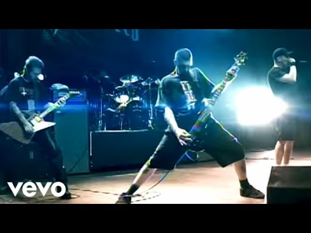 Hatebreed - I Will Be Heard (Official Video)