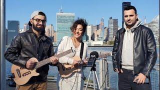 Roya  Rizvan ft. Orxan Zeynallı - 40-cı paralel ( akustik @ New York )