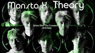 ПОТЕРЯШКИ ВО ВРЕМЕНИ. MONSTA X THEORY: JEALOUSY & MUSIC FILM: THE CONNECT