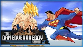 what characters would you wanna see fight the gameovergreggy show ep 94 pt 2