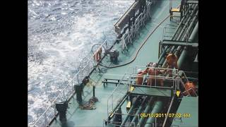 M/V MONTECRISTO CAPTURED BY SOMALI PIRATES AND SAVE FROM BRITISH FORCE