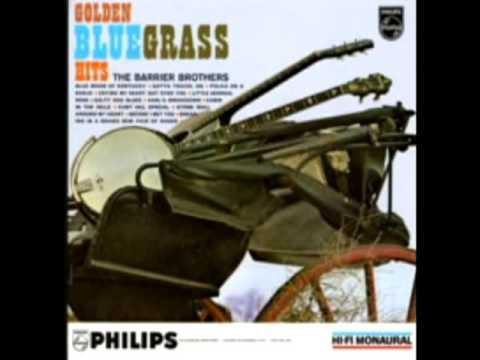 Golden Bluegrass Hits [1962] - The Barrier...