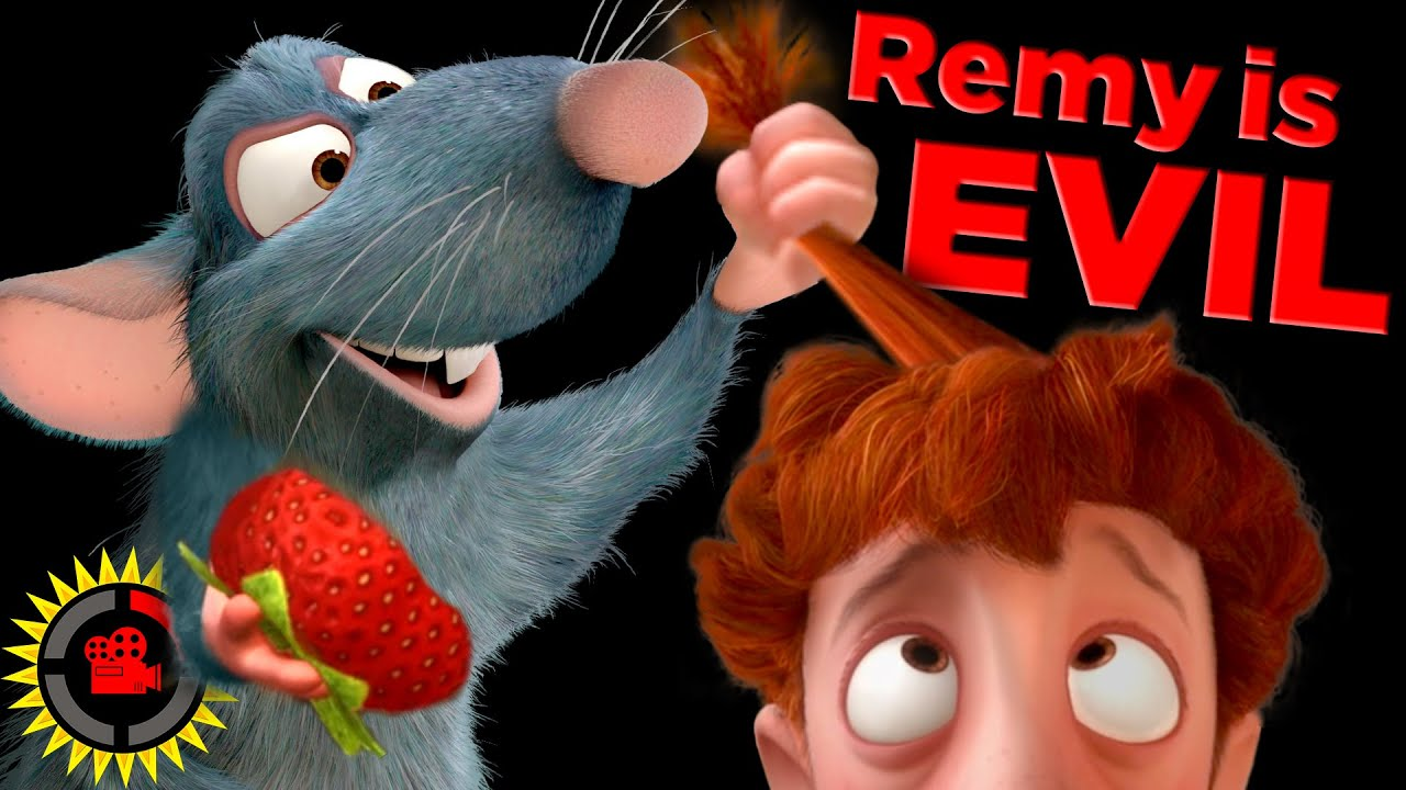 Film Theory Don T Trust A Rat Ratatouille News Vision Viral