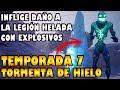 Descargar música de Inflige DaÑo A La LegiÓn Helada Con Armas Explosivas En Fortnite  Tormenta De Hielo gratis