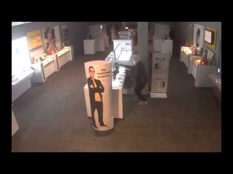 Commercial Burglary Series - Sprint Store