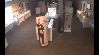 Commercial Burglary Series - Sprint Store