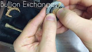 Roman Booteen Trap Coin Hidden Booby Traps And Secret Levers | Bullion Exchanges