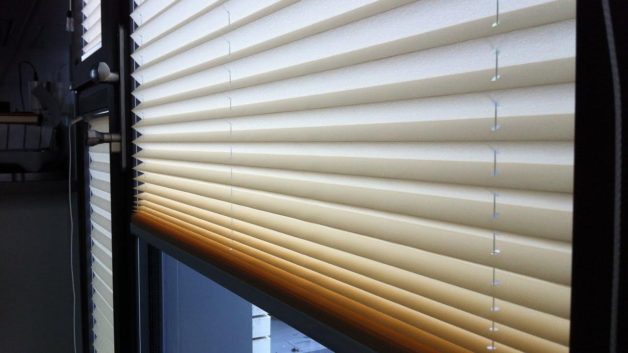 Como hacer cortinas tipo persianas youtube - Cortinas para oficinas ...