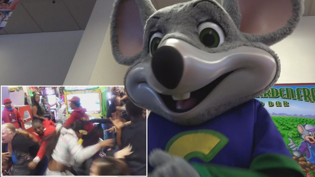 032216a6 Do Fights Break Out at Chuck E. Cheese's Because They're Serving Too Much  Beer? - YouTube