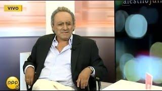 Phillip Butters vs Carlos Alvarez: El comico imita a los candidatos presidenciales