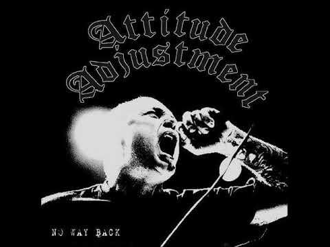 Attitude Adjustment No Way Back CD