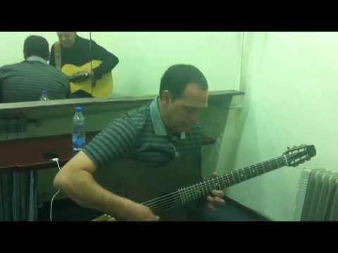 Tommy Emmanuel, Stochelo Rosenberg - Backstage Of Nowhere :)