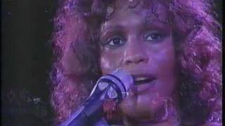 Whitney Houston - I Will Always Love You - HQ Live BRAZIL