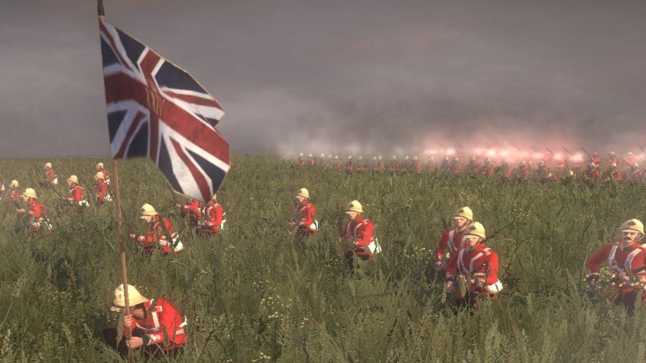 Napoleon Total War  Zulu Mod  YouTube