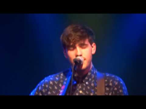Jacob Whitesides - Focus (live @ Amsterdam, the netherlands)