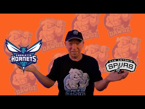San Antonio Spurs vs Charlotte Hornets 3/22/21 Free NBA Pick and Prediction NBA Betting Tips