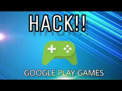 How To Hack GOOGLE PLAY GAMES [NO ROOT] Android/ IOS