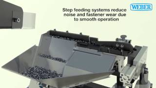 Weber Screwdriving and feeding principle