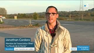 Accident mortel à Roches-sur-Marne : les riverains dénoncent…