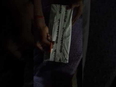 le adidas unboxing modale adistark 2 km cj0129 su youtube