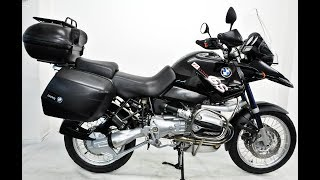 BMW R1150GS 2002 Black