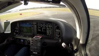 Runup & Departure SR20