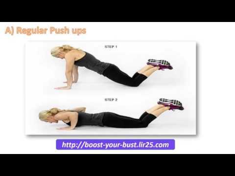 Exercise To Make Your Boobs Bigger Naturally