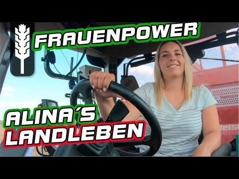 ALINAS LANDLEBEN - GIRLPOWER - (Maishäckseln 2018)