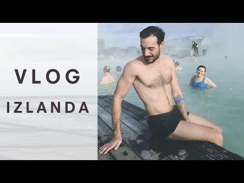VLOG İZLANDA | Kuzey Işıkları, Gökkuşağı, Karda Yüzme Keyfi