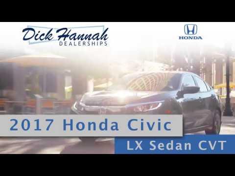 2017 Honda Civic Review   Dick Hannah Honda