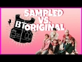 BTS Songs You Didn't Know Were Sampled (original songs)