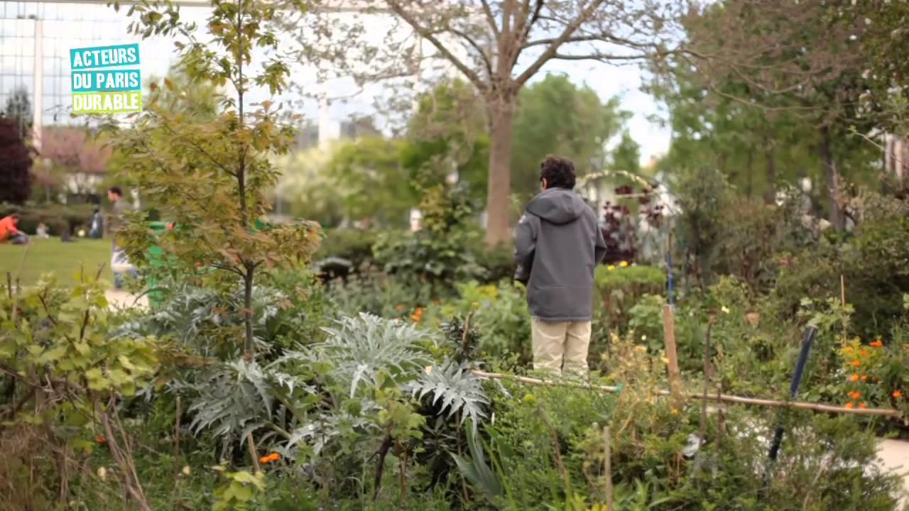 Le portrait du mois mai 2014 le jardin partag le for Jardin villemin