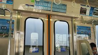 京急新1000形 デハ1208 京急川崎→京急蒲田(三菱SiC)