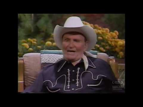 Gene Autry, Roy Rogers & Dale Evans Interview (10-12-1987)  GMA | Happy Trails Theater