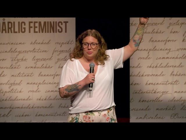 Ane Høgsberg - DÅRLIG FEMINIST TRAILER III
